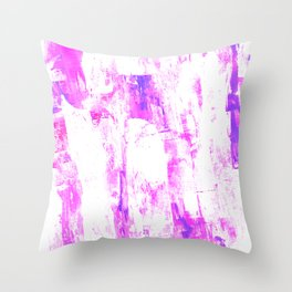 ABSTRACT 8 Throw Pillow