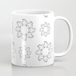 rostidade faces Coffee Mug