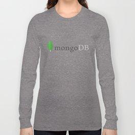 Mongo Db (Mongodb) Long Sleeve T-shirt