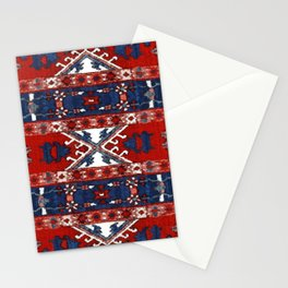 Camp Rug MixedUp Stationery Cards