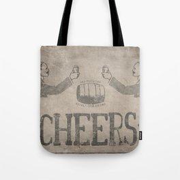 Cheers! Tote Bag