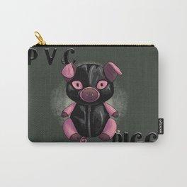 PVC Piggy Carry-All Pouch