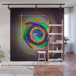 Abstract in perfection 121 Wall Mural