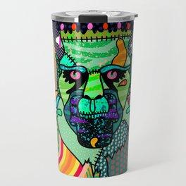 Frank Psychedelic Travel Mug