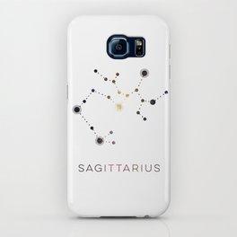 SAGITTARIUS STAR CONSTELLATION ZODIAC SIGN iPhone Case