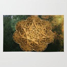 Celtic Gold Rug