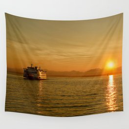 Ferry Wall Tapestry