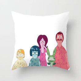 Bob's Burgers  Throw Pillow
