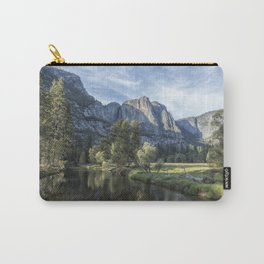 Yosemite Falls from Cook's Meadow Carry-All Pouch