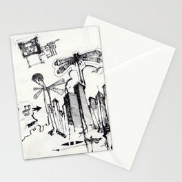 EXIT SERIES 2 Stationery Cards