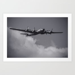 B-29 Superfortress Art Print