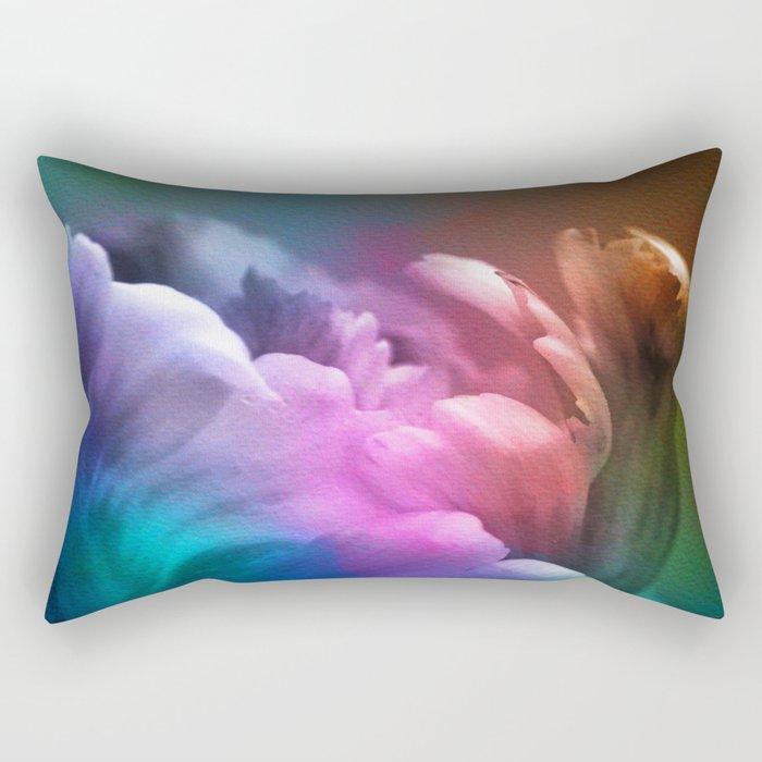 Dream Flower Rectangular Pillow