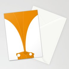 Silhouette Racers - McLaren F1 Stationery Cards
