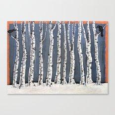 White book Canvas Print
