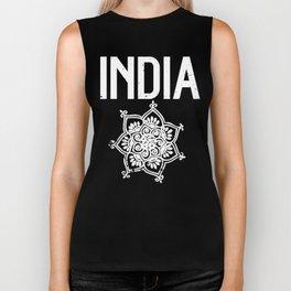 INDIA Biker Tank
