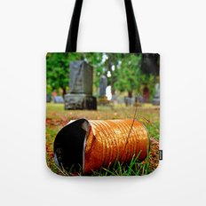 Cemetery can Tote Bag