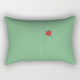 Ladybird Rectangular Pillow