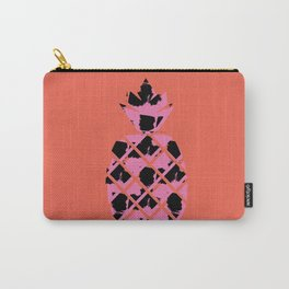 Punk'd Pineapple Carry-All Pouch
