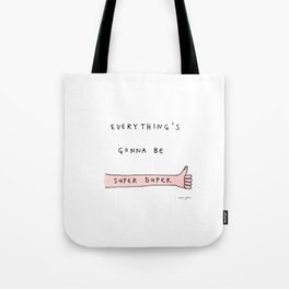 VIDA Tote Bag - What Lies Beneath Tote by VIDA