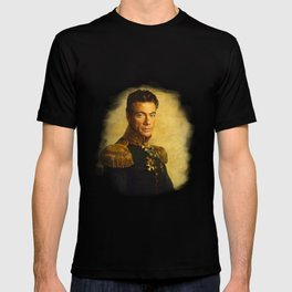 Jean Claude Van Damme - replaceface T-shirt