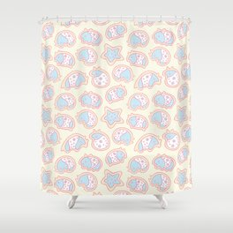 Dreamy Cookies Shower Curtain