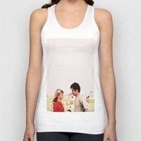 grease Tank Tops featuring GREASE by VAGABOND