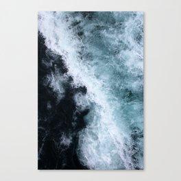 Ocean Wave #1 Canvas Print