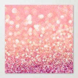 Blush Deeply Canvas Print