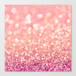 Blush Deeply Canvas Print
