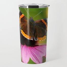 Butterfly 25 Travel Mug