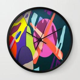 kaws 24 Wall Clock