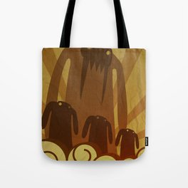 Monsters are coming! Tote Bag