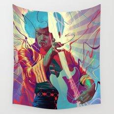 Hendrix Wall Tapestry