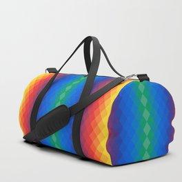 Rainbow rombs Duffle Bag