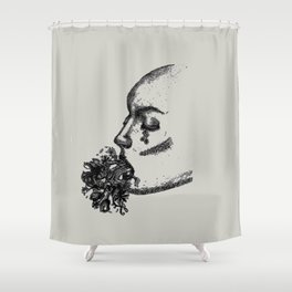 Remorse Shower Curtain