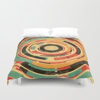 film Duvet Covers featuring Space Odyssey by Picomodi