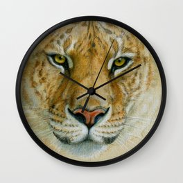 Liger CC007 Wall Clock