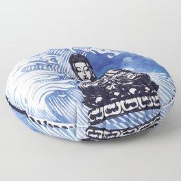 Deepwater Buddha Floor Pillow