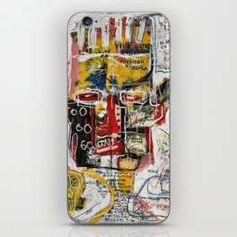 Delete Zone iPhone Skin