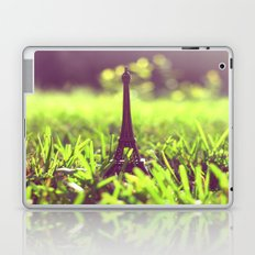 The Eiffel Tower in my backyard Laptop & iPad Skin