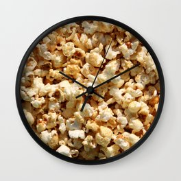 Binge Watching Wall Clock