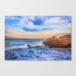 Bay of Biscay Canvas Print