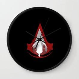 Creed Wall Clock