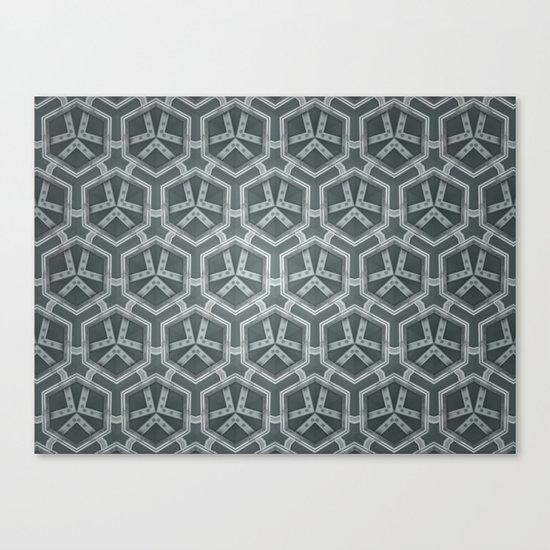 Kaleidoscope 006 Canvas Print
