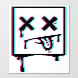 Dead Pixel CMK Canvas Print