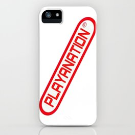 PlayaNationMG RW 2-Tone iPhone Case