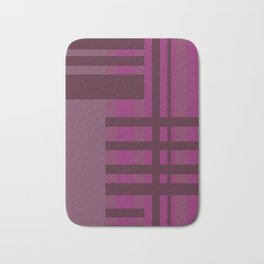 All is Purple Bath Mat