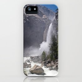 Mists of Nature iPhone Case