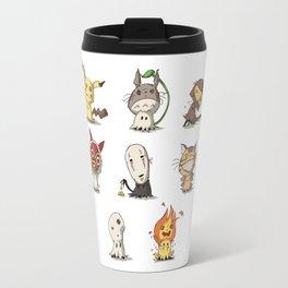 Mimiking Spirits Travel Mug