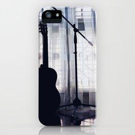 Silhouette by Giada Ciotola iPhone Case